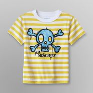Toughskins Infant & Toddler Boy's Graphic Print T-Shirt- Skull & Crossbones at Sears.com