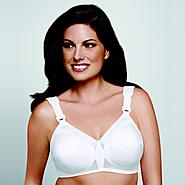 Exquisite Form Wire Free Bra 532 - Extended Sizes Available at Sears.com