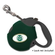 Dog Zone NCAA Retractable Leash Cover-Neoprene-M-Colorado State University at Kmart.com