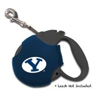 Dog Zone NCAA Retractable Leash Cover-Neoprene-S-Brigham Young University at Kmart.com