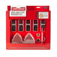 Craftsman CM MULTI-TOOL 58PC ACCESSORY KIT at Craftsman.com