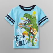 Toughskins Infant & Toddler Boy's Graphic T-Shirt - Rex & Roll at Sears.com