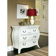 Home Styles The Regency Bombe Chest White Finish at Kmart.com