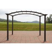 Garden Oasis 8ft x 10ft Steel Pergola with Open Roof at Sears.com