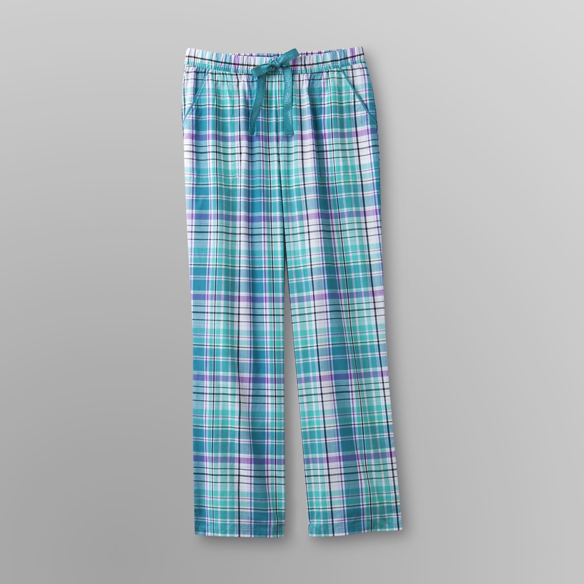 Women's Pajama Pants - Plaid