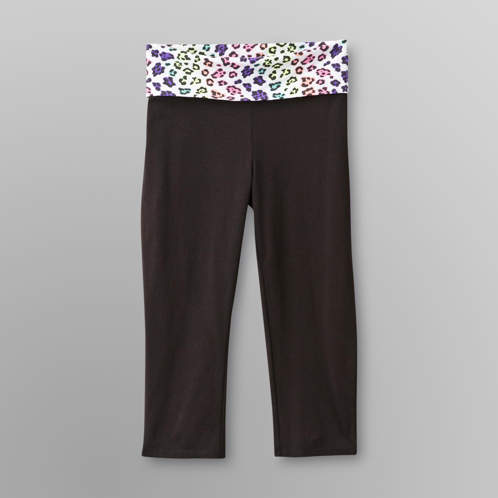 Joe Boxer Women's Yoga Capri Pants - Cheetah at Sears.com