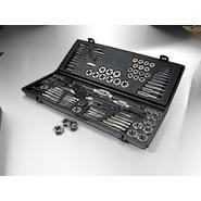 Craftsman 107 pc. Tap and Die Set, Carbon Steel, Metric/Standard at Sears.com