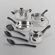 Tramontina 10 Pc. Stainless Steel Cookware Set at Sears.com