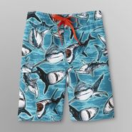 Joe Boxer Boy's Swimsuit - Shark Print at Sears.com