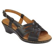 I Love Comfort Women's Sandal Nell - Black at Sears.com