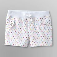 Toughskins Infant & Toddler Girl's Woven Shorts - Hearts at Sears.com