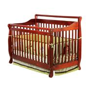 Dream On Me 4-in-1 Liberty Convertible Crib, Cherry at Sears.com