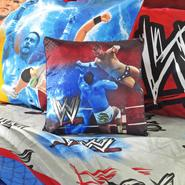 WWE Bedding Graphic Throw Pillow - Powerful Pounce at Kmart.com