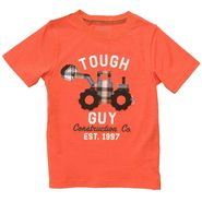 Carter's Toddler Boy's Graphic Tee 'Tough Guy' at Sears.com
