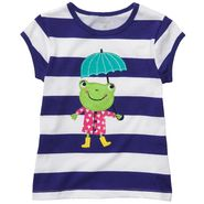 Carter's Toddler Girl's Graphic Tee 'Frog' at Sears.com