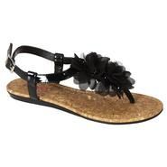 Bongo Women's Sandal Malibu - Black at Sears.com