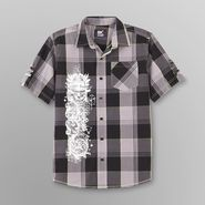 SK2 Boy's Woven Shirt - Plaid at Kmart.com
