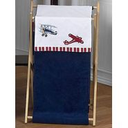 Sweet Jojo Designs Vintage Aviator Collection Laundry Hamper at Kmart.com