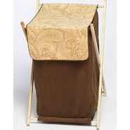 Sweet Jojo Designs Camel Paisley Collection Laundry Hamper at Kmart.com