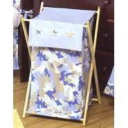 Sweet Jojo Designs Camo Blue Collection Laundry Hamper at Kmart.com