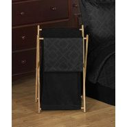 Sweet Jojo Designs Diamond Black Collection Laundry Hamper at Kmart.com