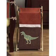 Sweet Jojo Designs Dinosaur Land Collection Laundry Hamper at Kmart.com