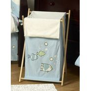 Sweet Jojo Designs Go Fish Collection Laundry Hamper at Kmart.com