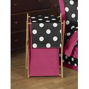Sweet Jojo Designs Hot Dot Collection Laundry Hamper at Kmart.com