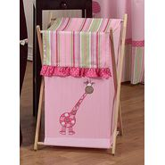 Sweet Jojo Designs Jungle Friends Collection Laundry Hamper at Kmart.com