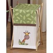 Sweet Jojo Designs Jungle Time Collection Laundry Hamper at Kmart.com