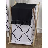 Sweet Jojo Designs Princess Black and White Collection Laundry Hamper at Kmart.com
