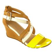 Covington Women's Wedge Sandal - Camelia - Yellow at Sears.com