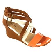 Covington Women's Wedge Sandal - Camelia - Coral at Sears.com