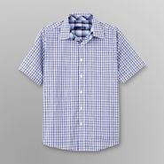 Basic Editions Boy's Sport Shirt - Plaid at Kmart.com
