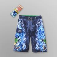 Zero Xposur Boy's Swim Trunks & 3-D Goggles - Dragon at Sears.com