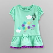 Toughskins Mix & Match Infant & Toddler Girl's Tunic - Balloons at Sears.com