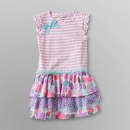 WonderKids Infant & Toddler Girl's Tiered Dress at Kmart.com