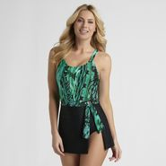 Jaclyn Smith Women's Swim Dress - Snake Print at Kmart.com