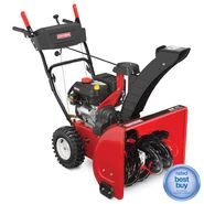 "Craftsman 24"" 208cc Dual-Stage Snow Thrower at Craftsman.com"