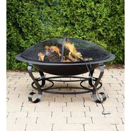 Garden Oasis 39 in. Round Fire Pit at Sears.com
