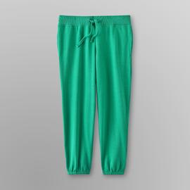 Route 66 Women's Capri Sweatpants - French Terry at Kmart.com