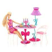 Barbie Glam Dining Room Furniture at Kmart.com