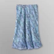 Jaclyn Smith Women's A-Line Skirt - Animal Print at Kmart.com