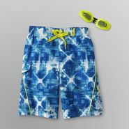 ZeroXposur Boy's Board Shorts & Goggles at Sears.com