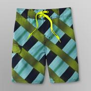 Joe Boxer Boy's Swim Trunks - Striped at Sears.com