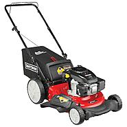 "Craftsman 21"" Rear Bag Push Mower CA at Sears.com"