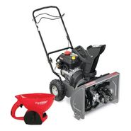 Craftsman 21-22'' Gas Snow Blower with Salt Spreader  ...