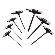 Craftsman 7 pc. Metric T-Through Handle Ball End Hex Key Set at Craftsman.com