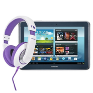 Samsung Galaxy Tablet with Headphone Bundle          ...