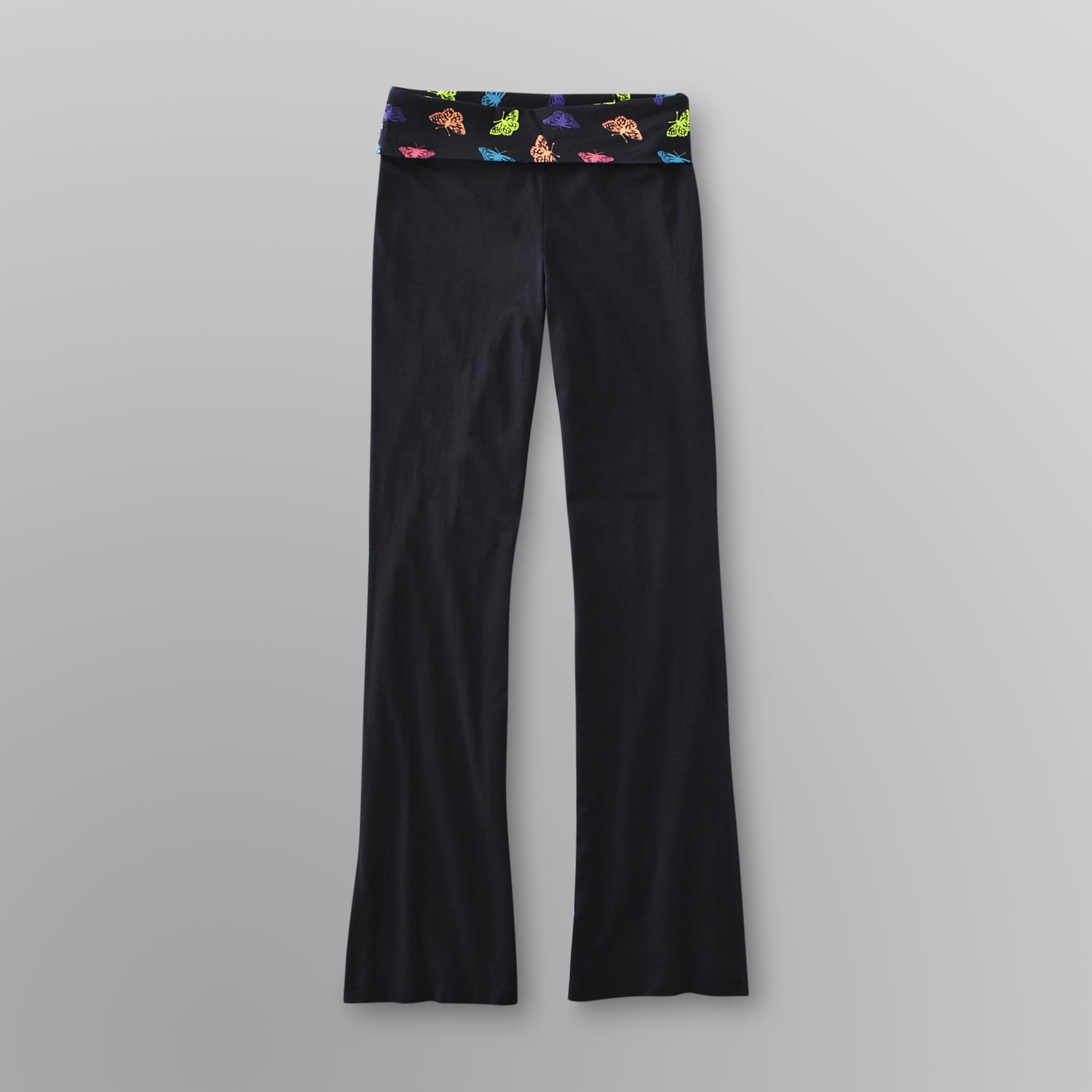 Joe Boxer Women's Yoga Pants - Butterflies at Sears.com